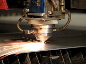 Real time on Windows: Laser welding plants