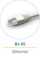 Real-time Ethernet via RJ45