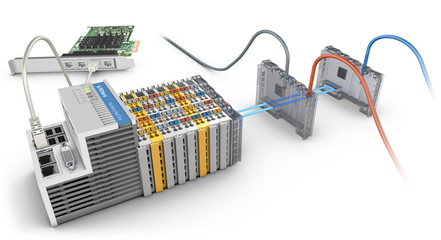 EtherCAT in Real Time