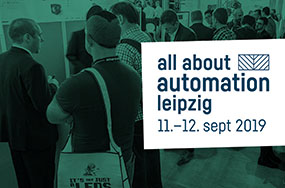 All About Automation Leipzig 2019